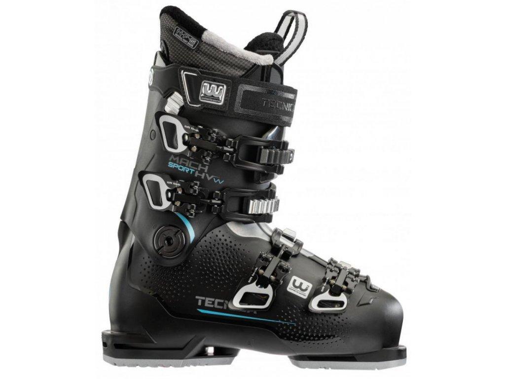lyžařské boty TECNICA Mach Sport HV 85 W, black, 20/21