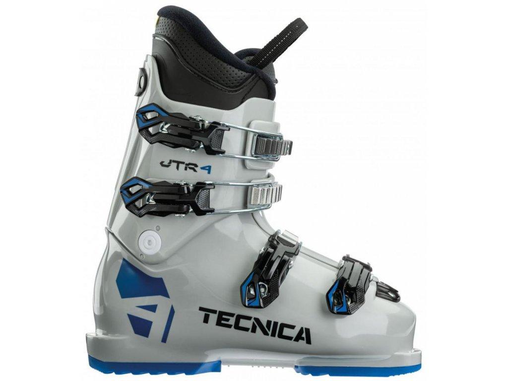 lyžařské boty TECNICA JTR 4, cool grey, rental, 20/21