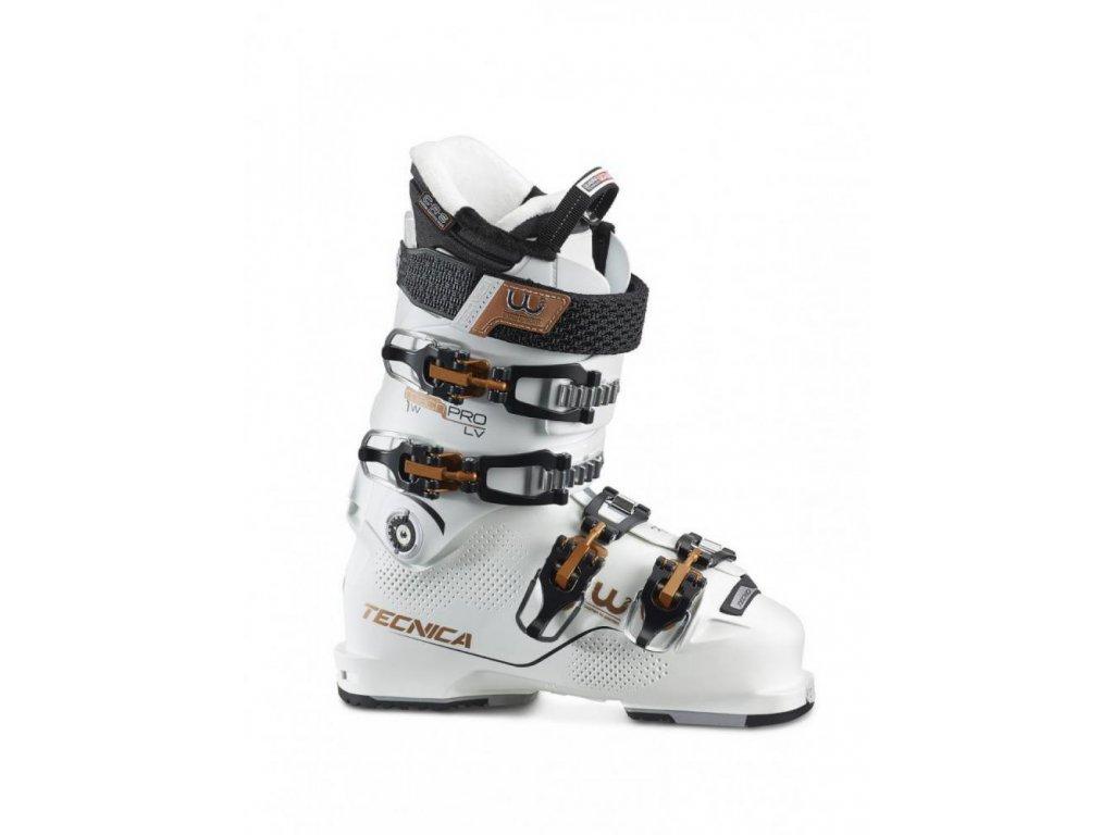 lyžařské boty TECNICA Mach1 PRO LV W, white, 18/19