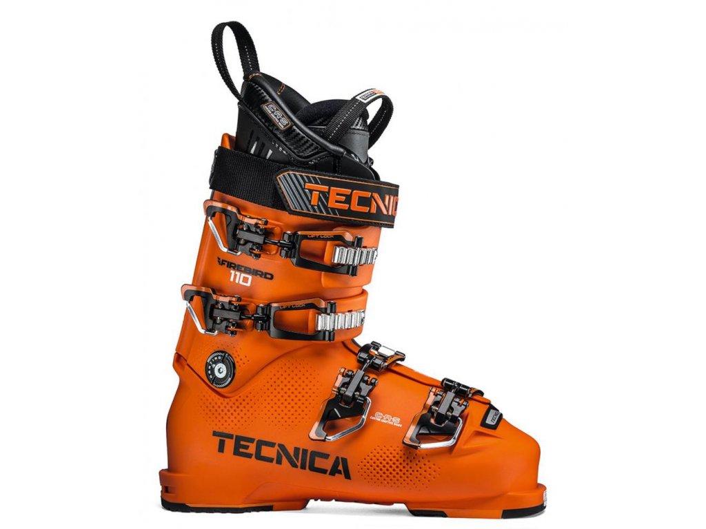 lyžařské boty TECNICA Firebird 110, ultra orange, 18/19