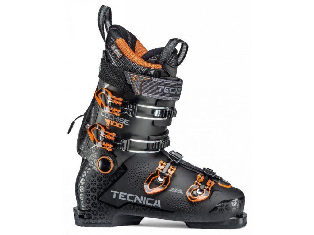 lyžařské boty TECNICA Cochise 100, black, 19/20