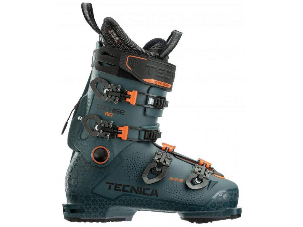 lyžařské boty TECNICA COCHISE 110 GW, petrol, 20/21