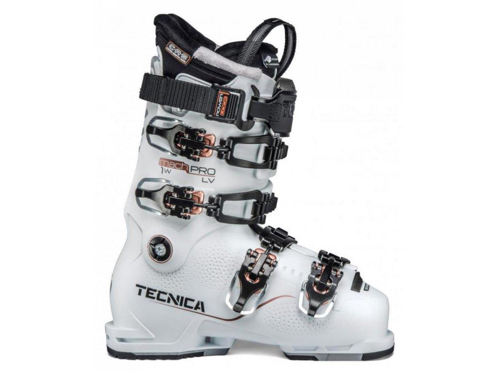 lyžařské boty TECNICA II. Mach1 PRO LV W, white, 19/20