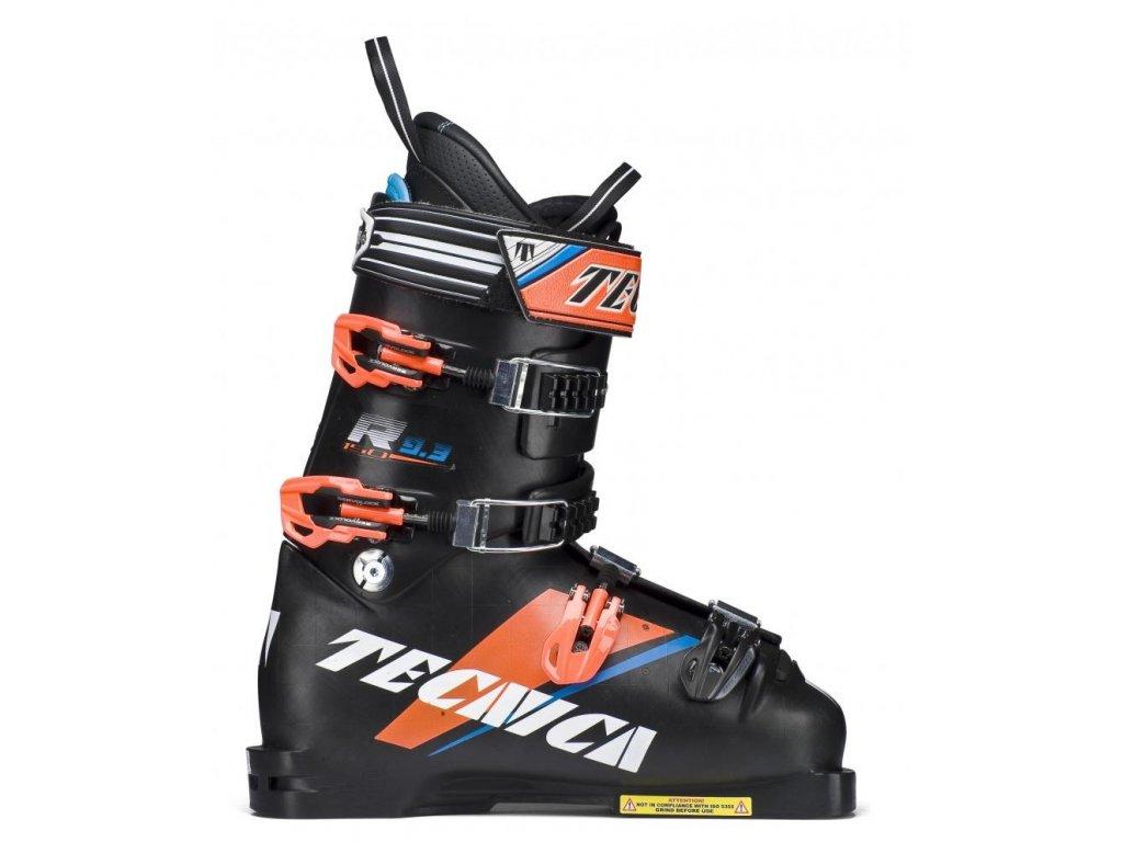 lyžařské boty TECNICA R9.3 150, black