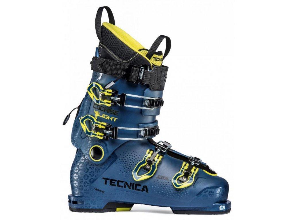 lyžařské boty TECNICA Cochise Light DYN, ocean blue, 19/20