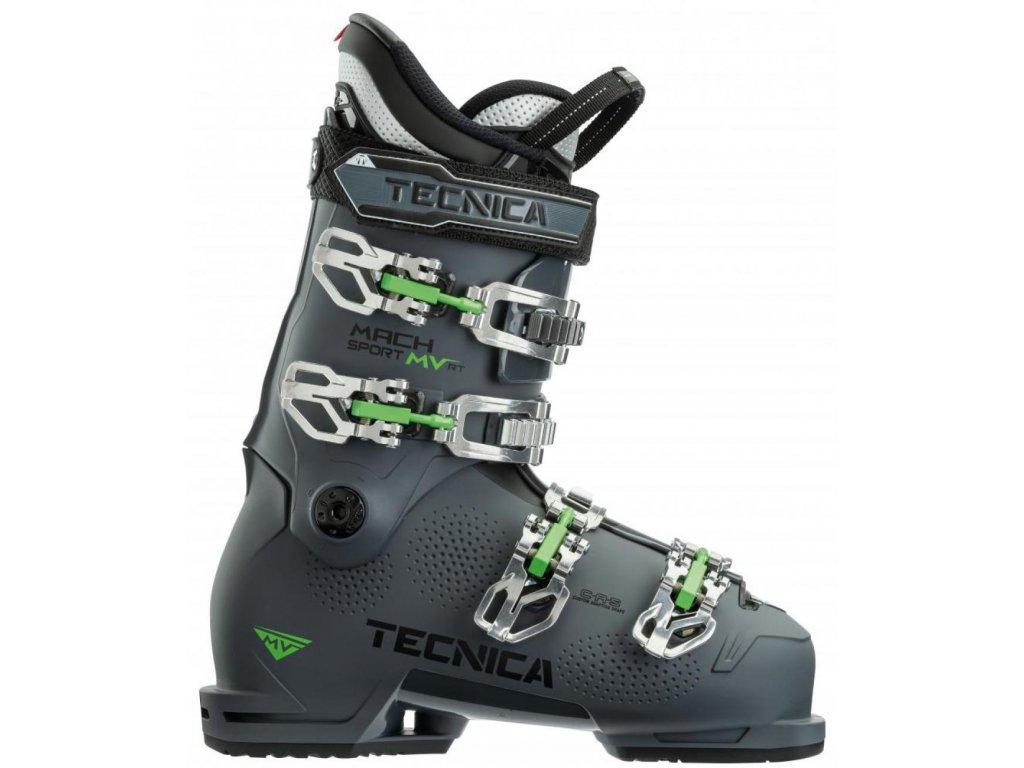 lyžařské boty TECNICA Mach Sport 90 MV RT, race gray, rental, 20/21