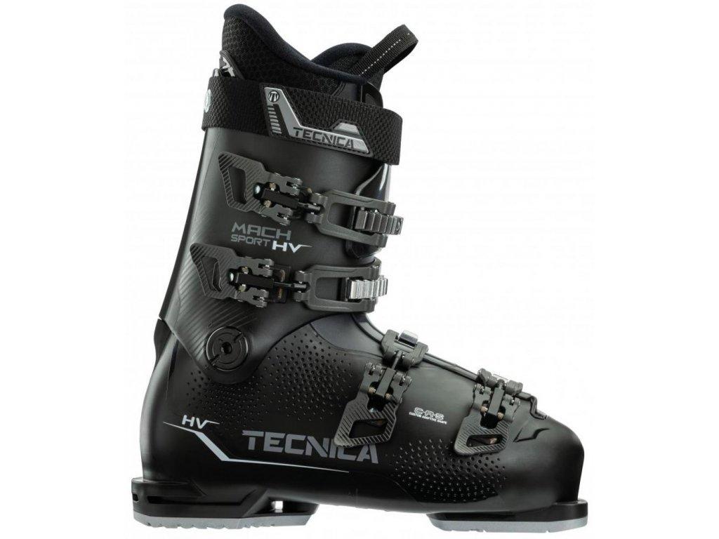 lyžařské boty TECNICA Mach Sport 70 HV, black, 21/22