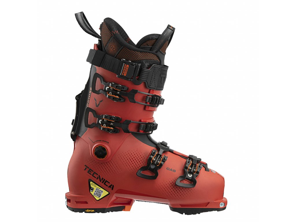 lyžařské boty TECNICA Cochise 130 DYN GW, brick orange, 21/22