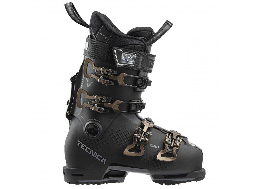 lyžařské boty TECNICA Cochise 85 W GW, black, 21/22