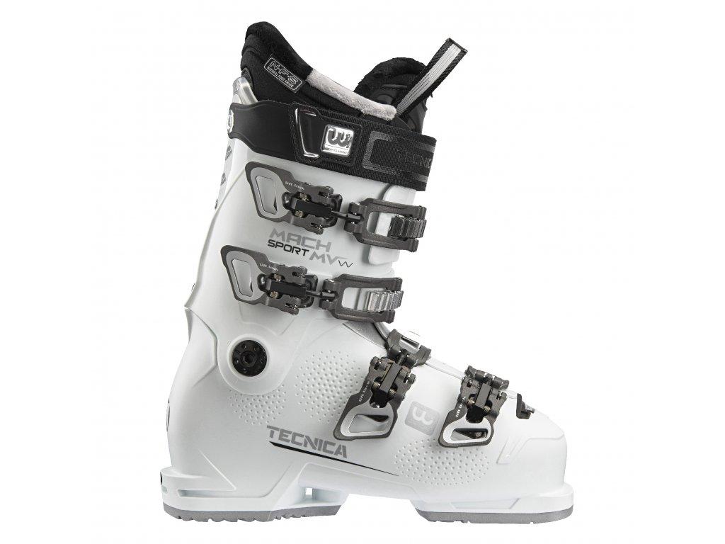 lyžařské boty TECNICA Mach Sport 85 MV W, white, 21/22