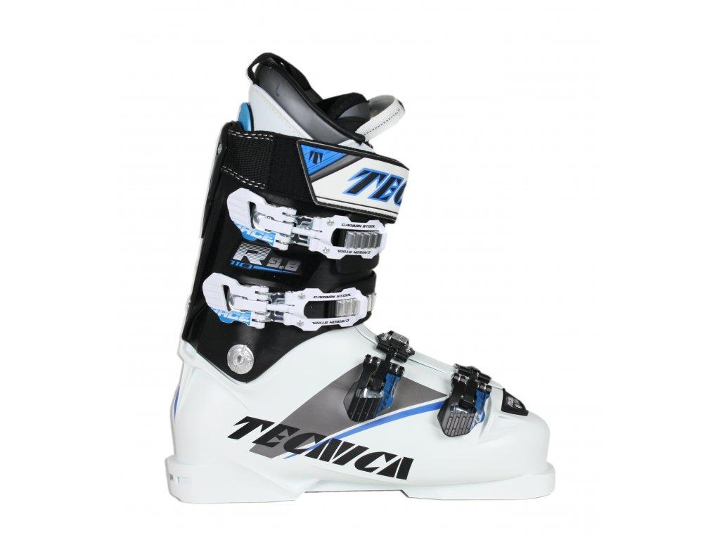 lyžařské boty TECNICA R9.8 110, white/black, AKCE