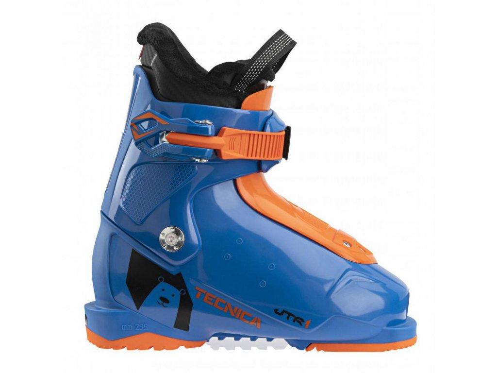 lyžařské boty TECNICA JTR 1, blue skydiver, 21/22