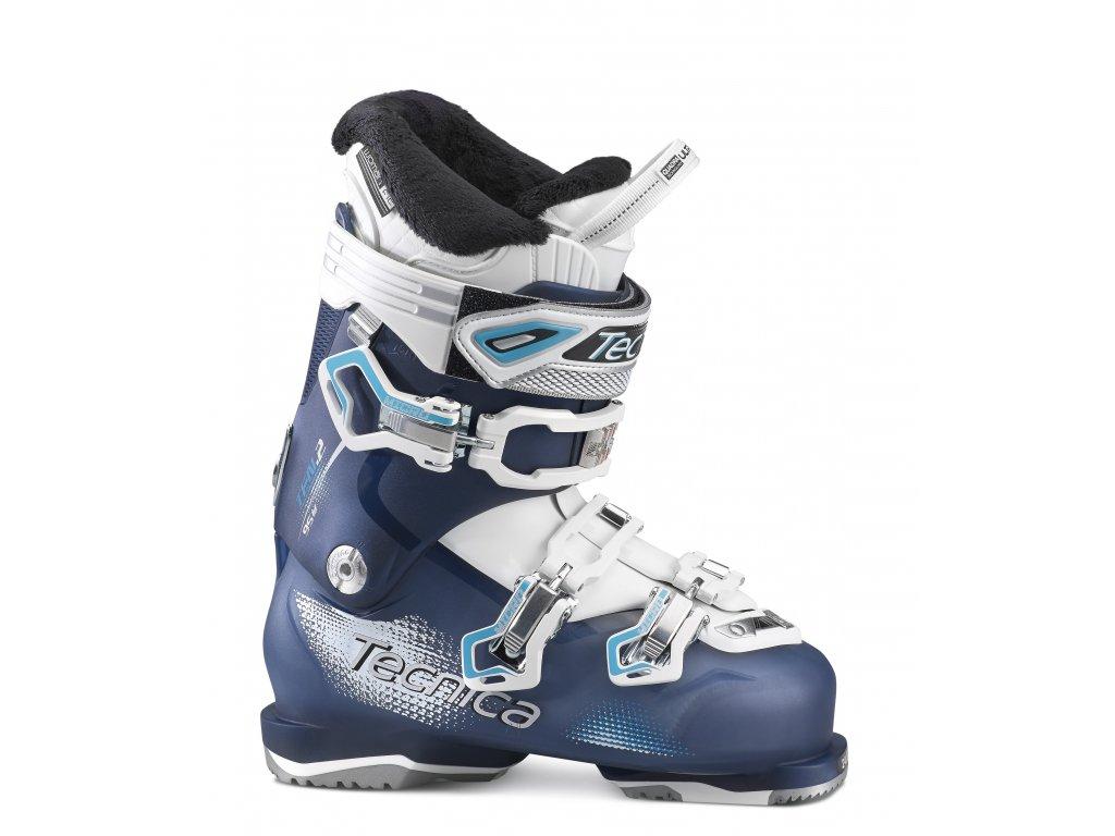 lyžařské boty TECNICA TEN.2 95 W C.A., transp. blue/night blue, AKCE