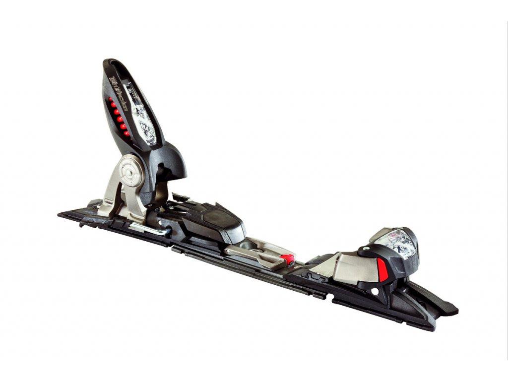 lyžařské vázání BLIZZARD vázání BLIZZARD IQ MAX 12 TT CM, black, 90 mm brake, AKCE