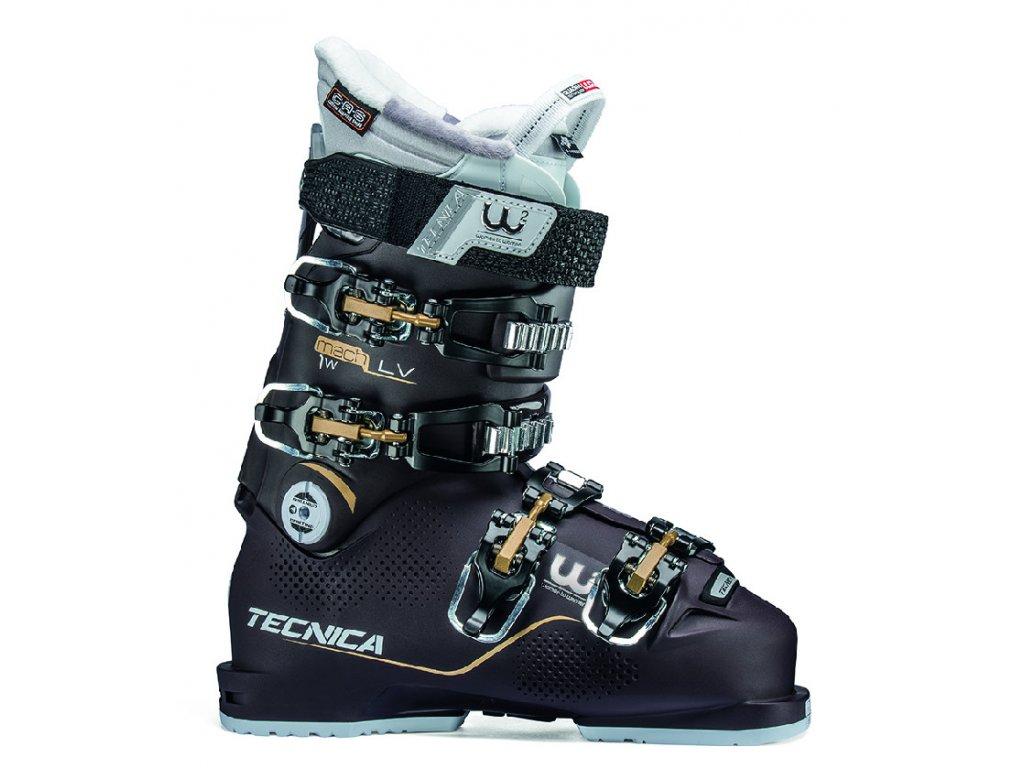lyžařské boty TECNICA Mach1 95 W MV, progressive black, 18/19
