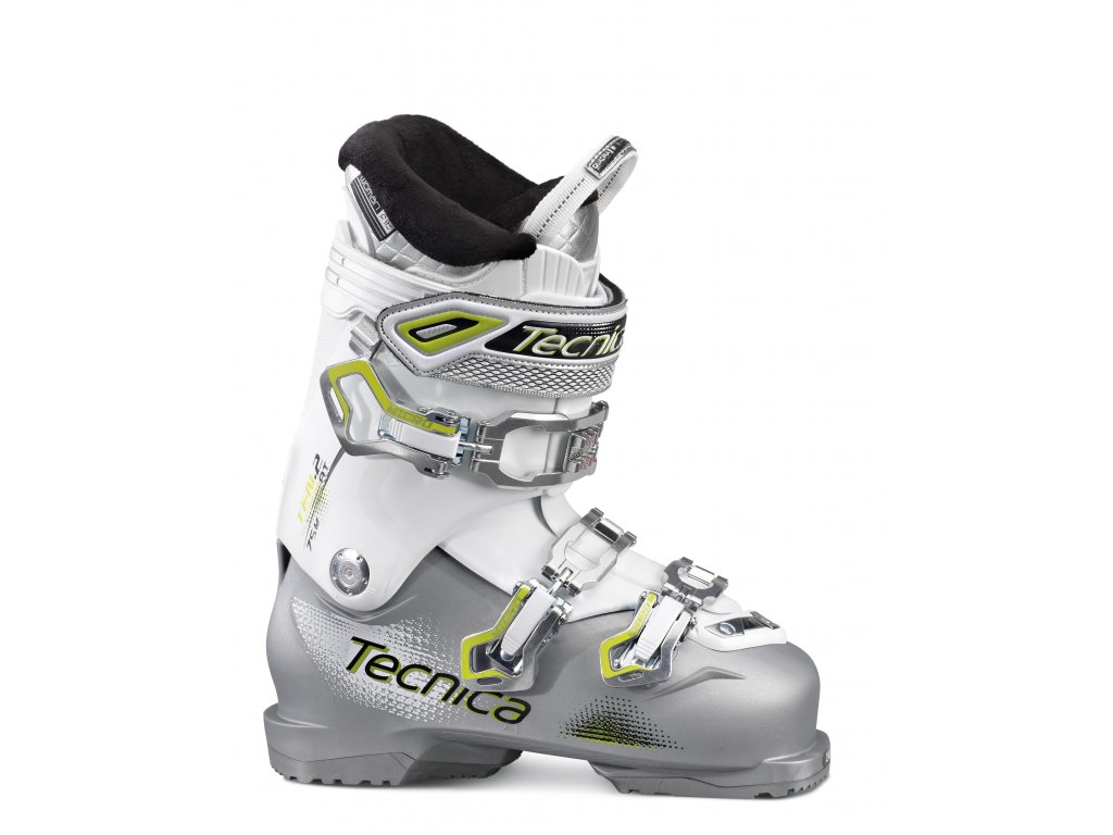 lyžařské boty TECNICA TEN.2 75 RT W C.A., silver/white, rental, AKCE