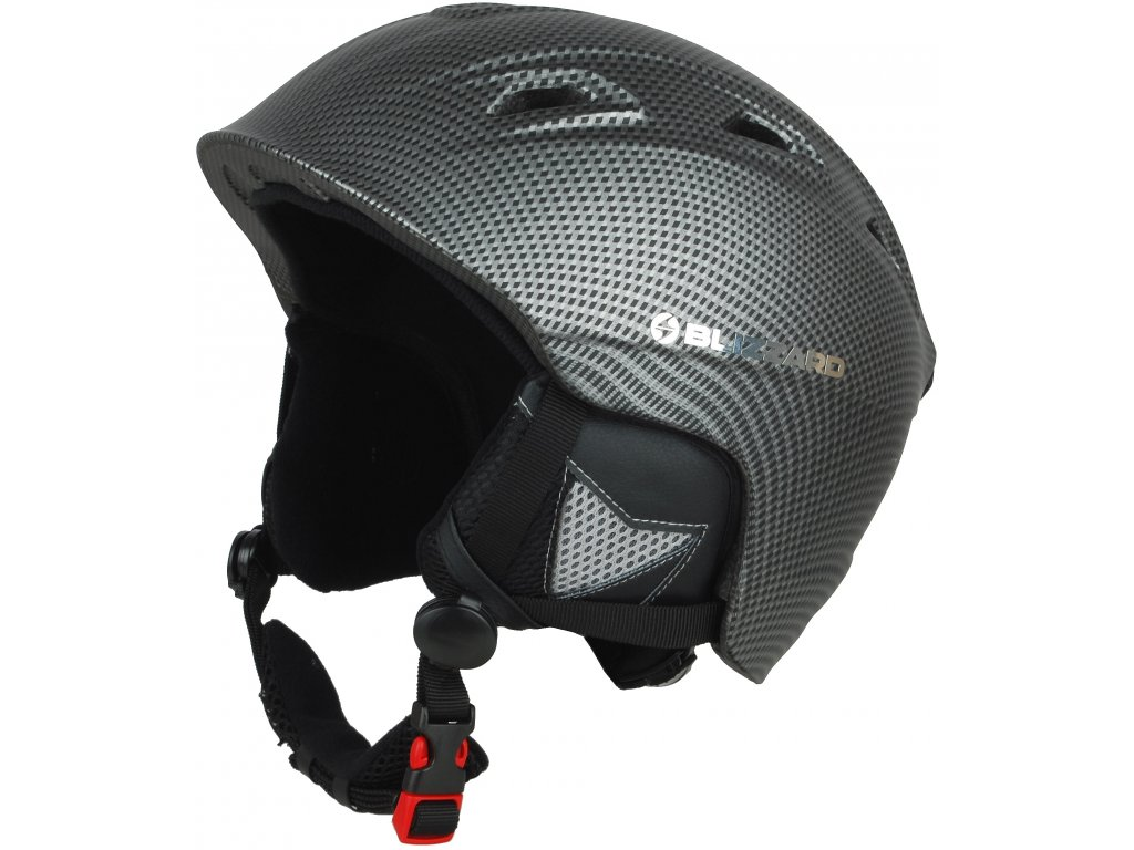 helma BLIZZARD Demon ski helmet, carbon matt