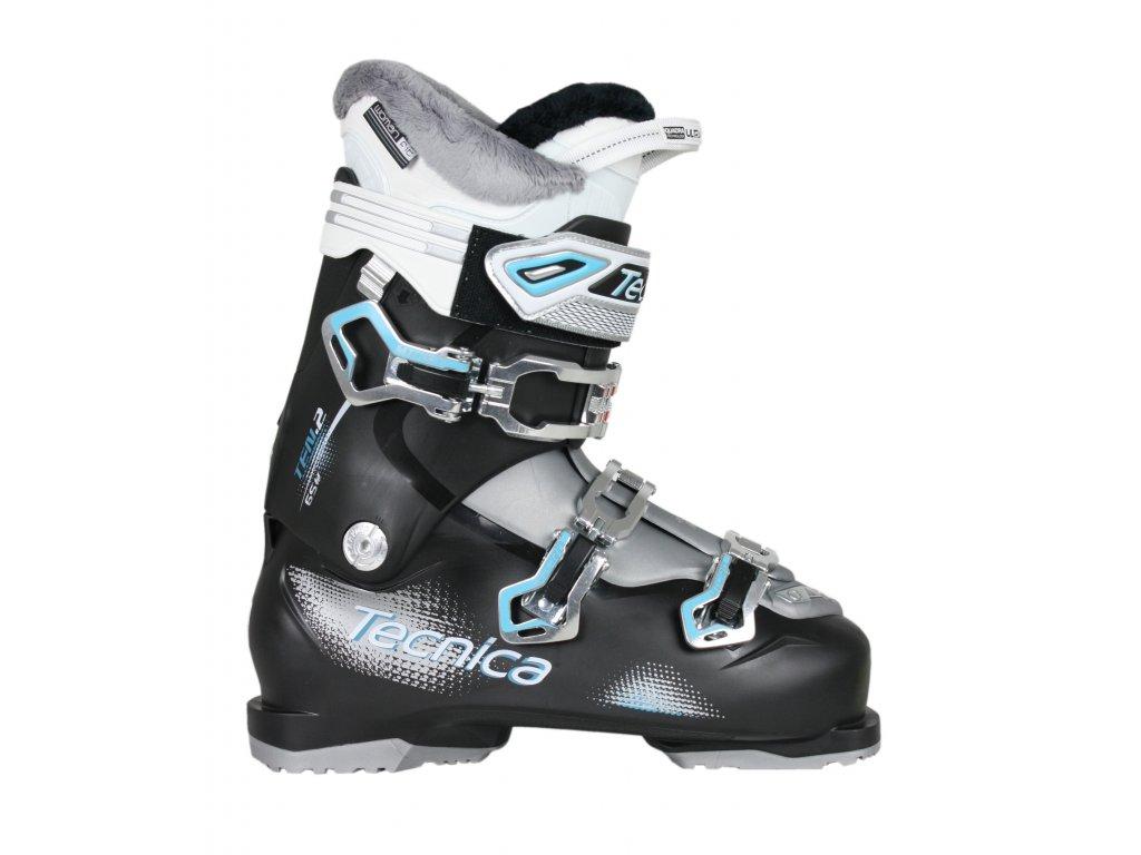 lyžařské boty TECNICA TEN.2 65 W C.A., black, AKCE