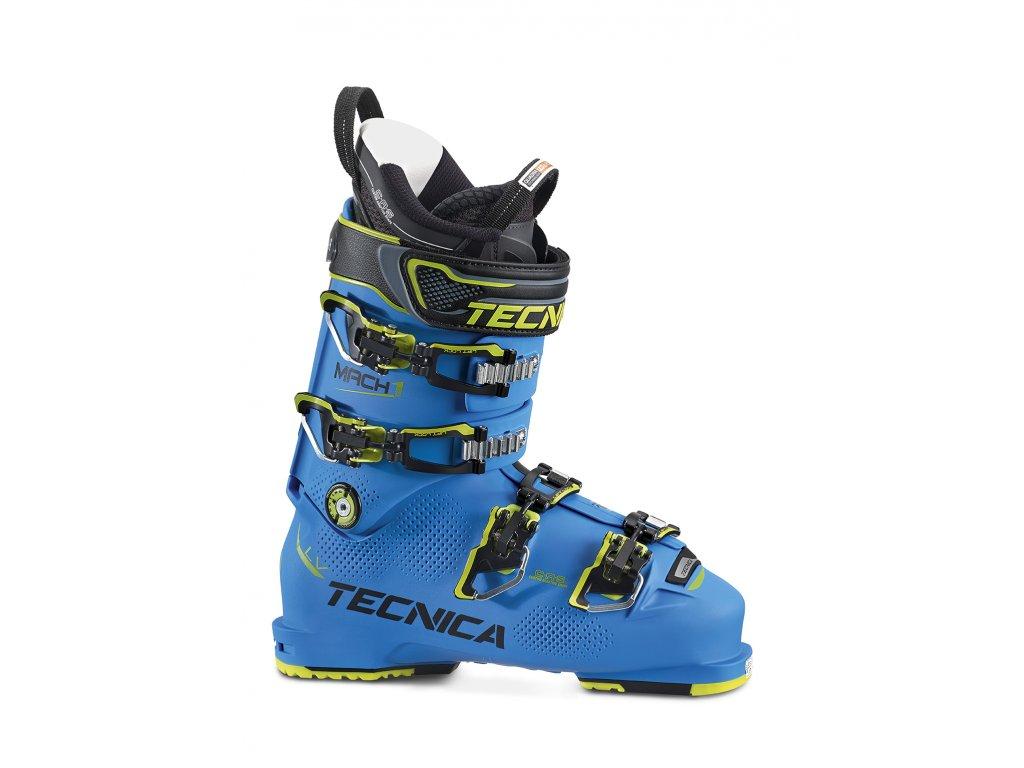 lyžařské boty TECNICA Mach1 120 LV, process blue, 17/18
