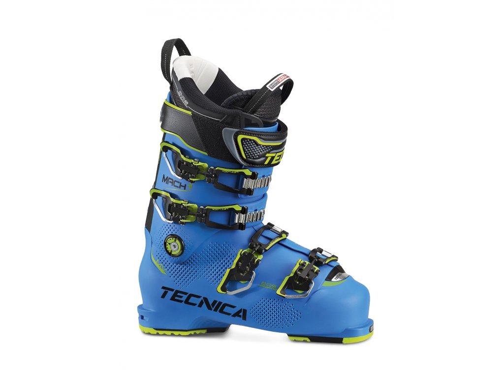 lyžařské boty TECNICA Mach1 120 MV, process blue, 17/18