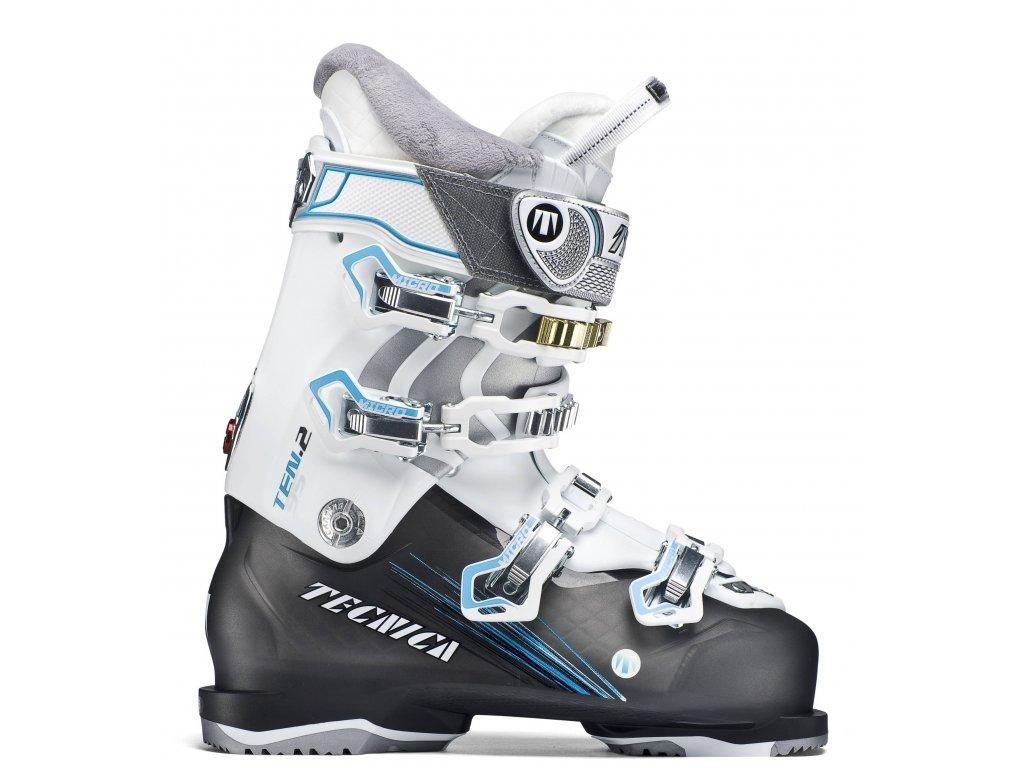 lyžařské boty TECNICA TEN.2 95 W, transp. black/white, AKCE