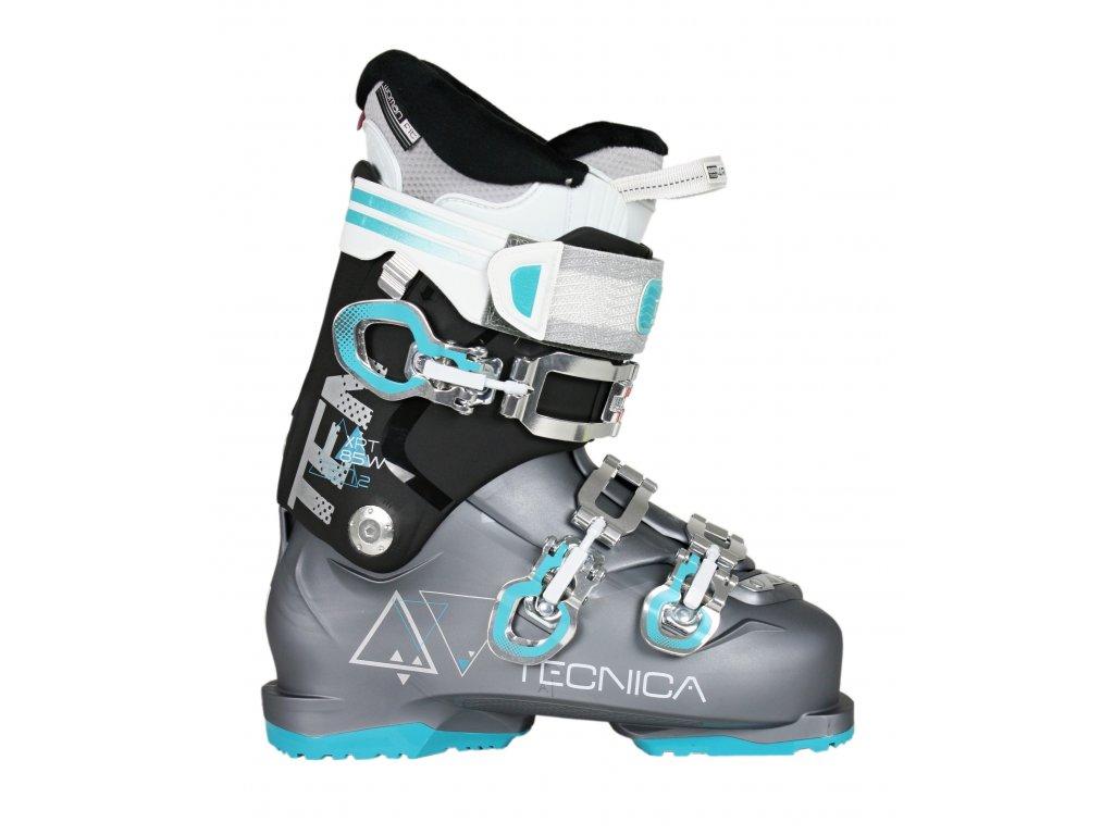 lyžařské boty TECNICA TEN.2 85  X W C.A. RT, grey/black, rental, 16/17