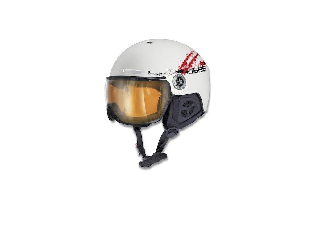 OSBE NEW LIGHT R, 17/18, Deco-mat white gr red