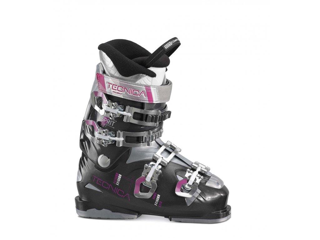 lyžařské boty TECNICA Esprit RT, anthracite/silver16/17