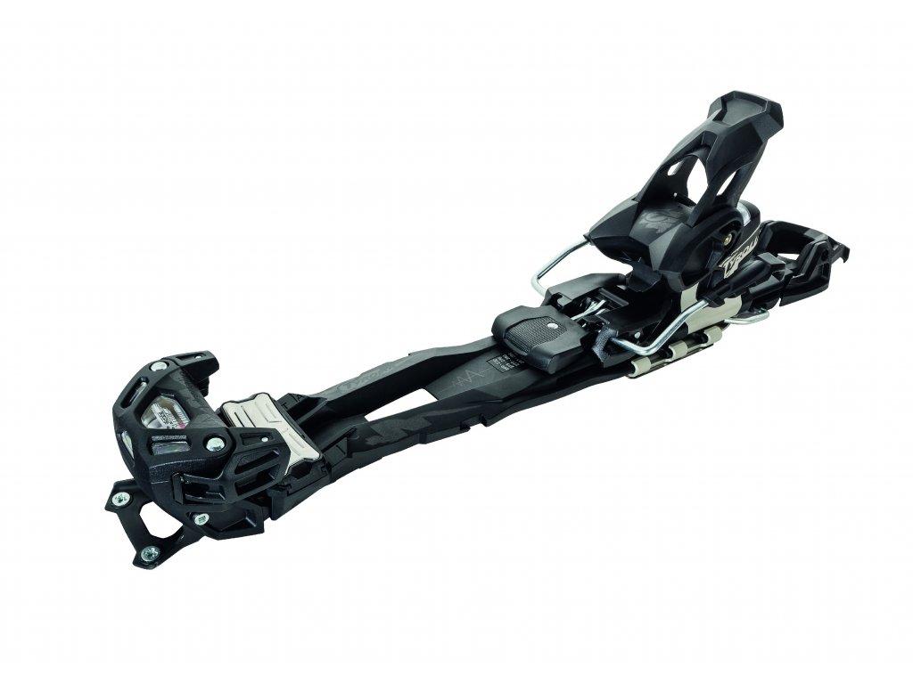 lyžařské vázání TYROLIA vázání TYROLIA Adrenalin 16 long, without brake (B), solid black, 18/19