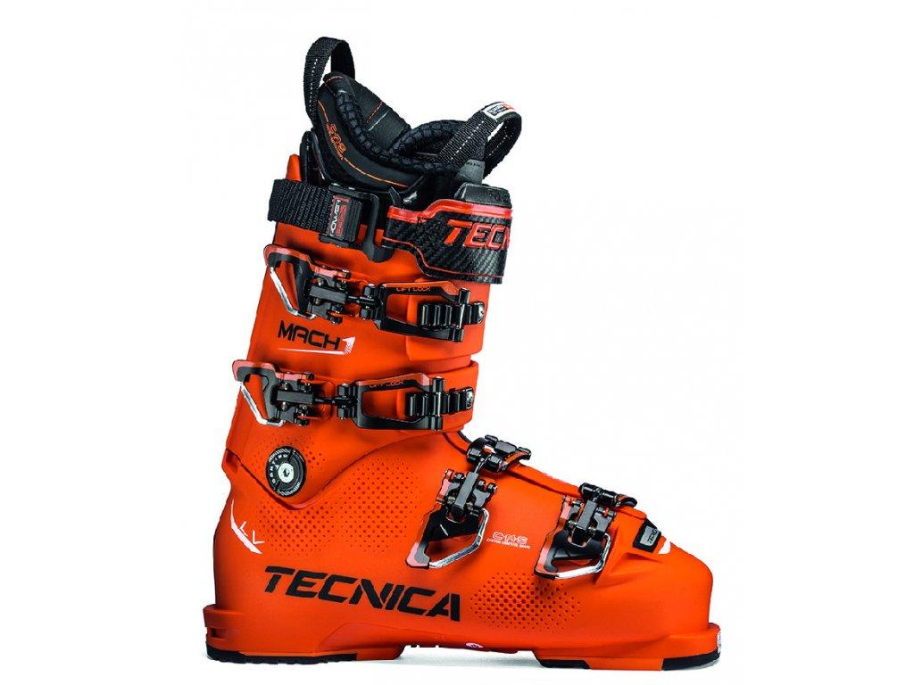 lyžařské boty TECNICA Mach1 130 LV, ultra orange, 18/19