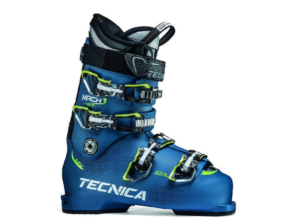lyžařské boty TECNICA Mach1 90 MV RT, dark process blue, rental, 18/19