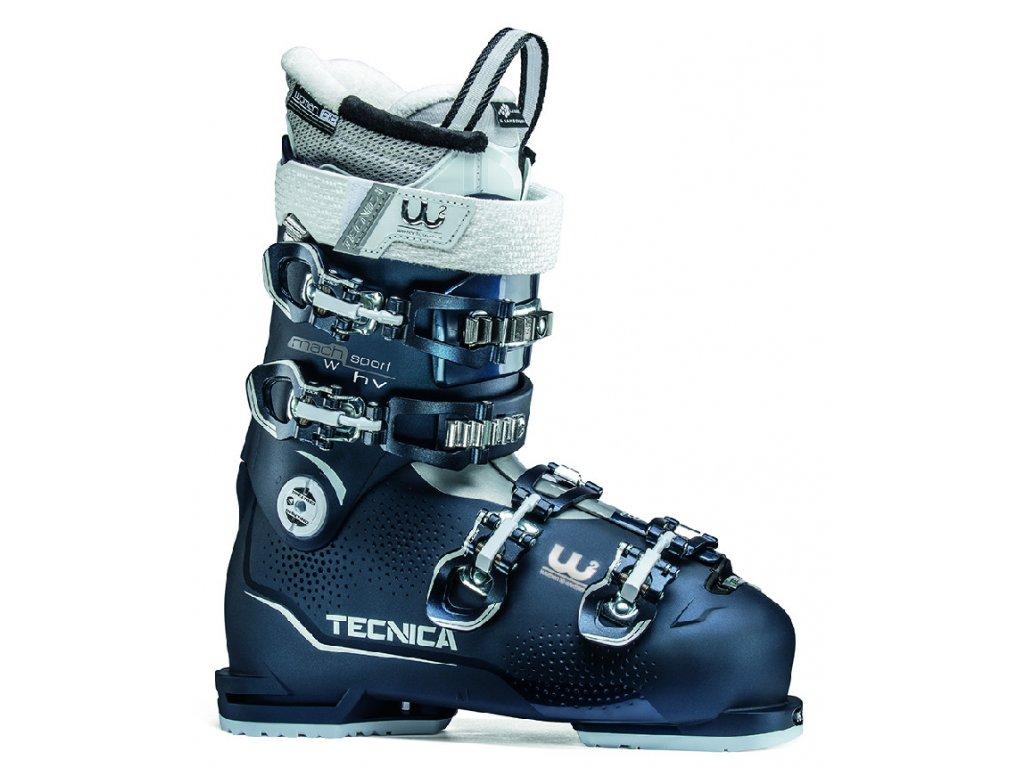 lyžařské boty TECNICA Mach Sport 85 W HV, night blue, 18/19