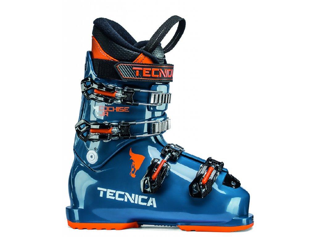 lyžařské boty TECNICA Cochise JR, dark process blue, 19/20