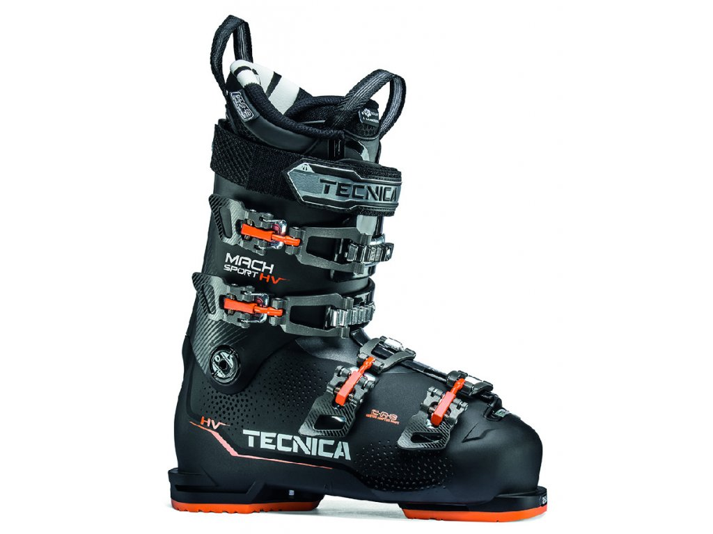 lyžařské boty TECNICA Mach Sport 100 HV, black, 18/19