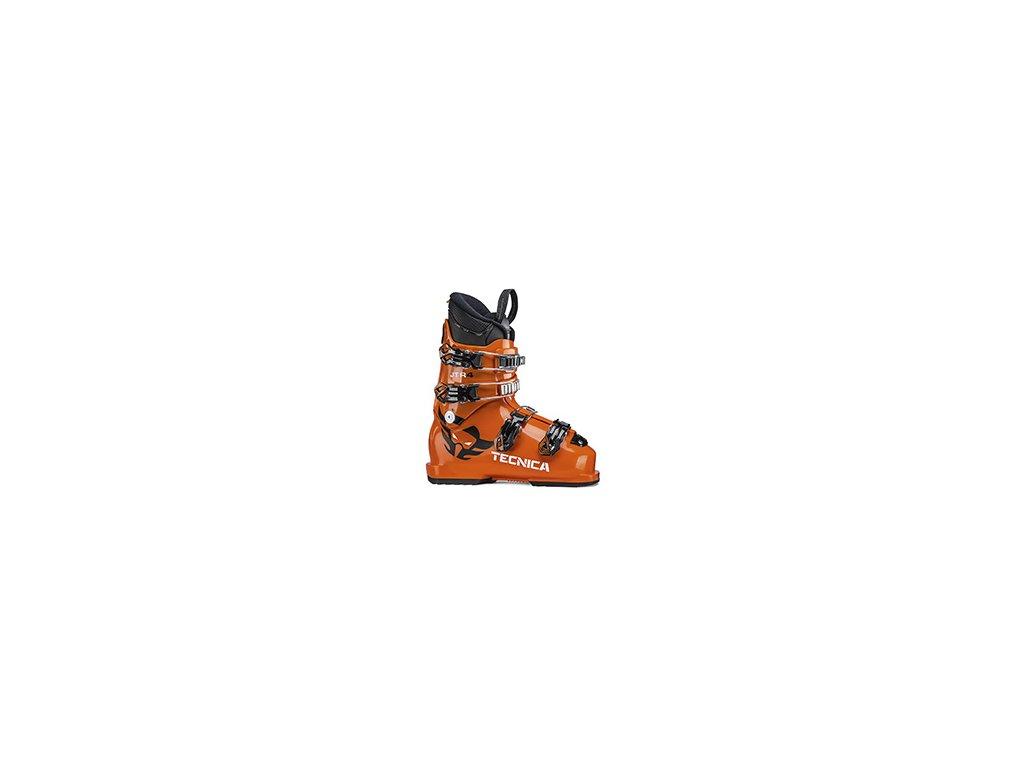 lyžařské boty TECNICA JTR 4, blue/black, rental, 19/20
