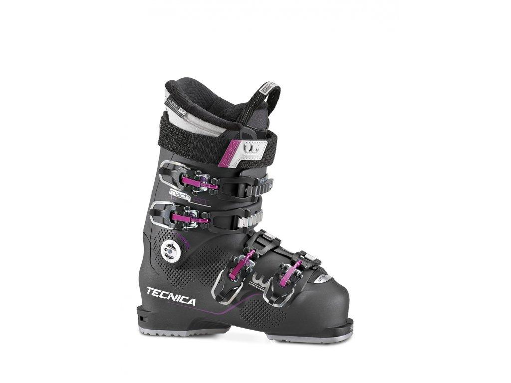 lyžařské boty TECNICA Mach1 85 W MV RT, black, rental, 17/18