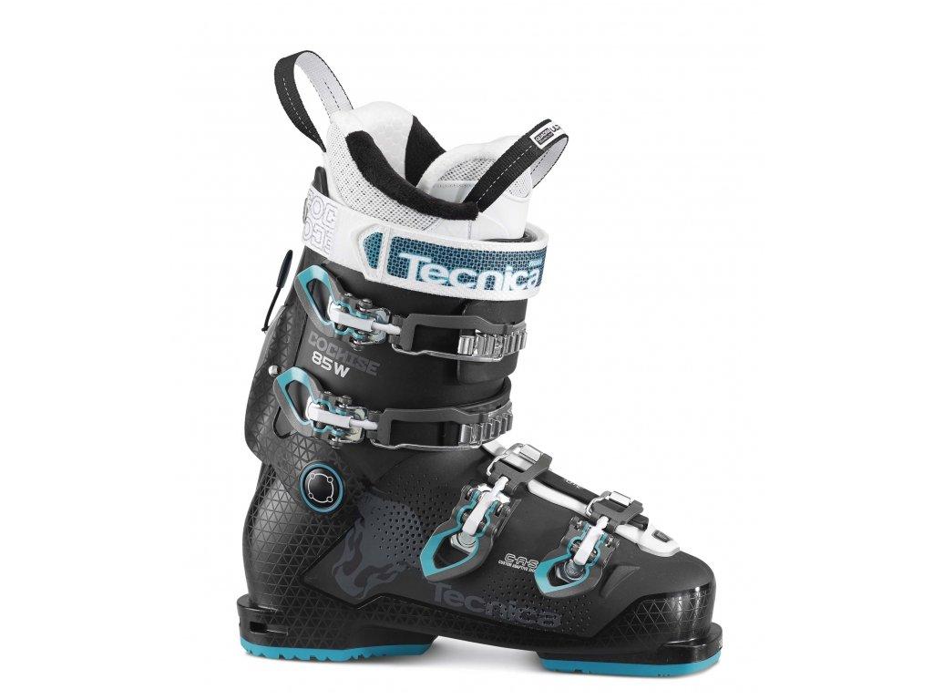 lyžařské boty TECNICA Cochise 85 W, black, 17/18