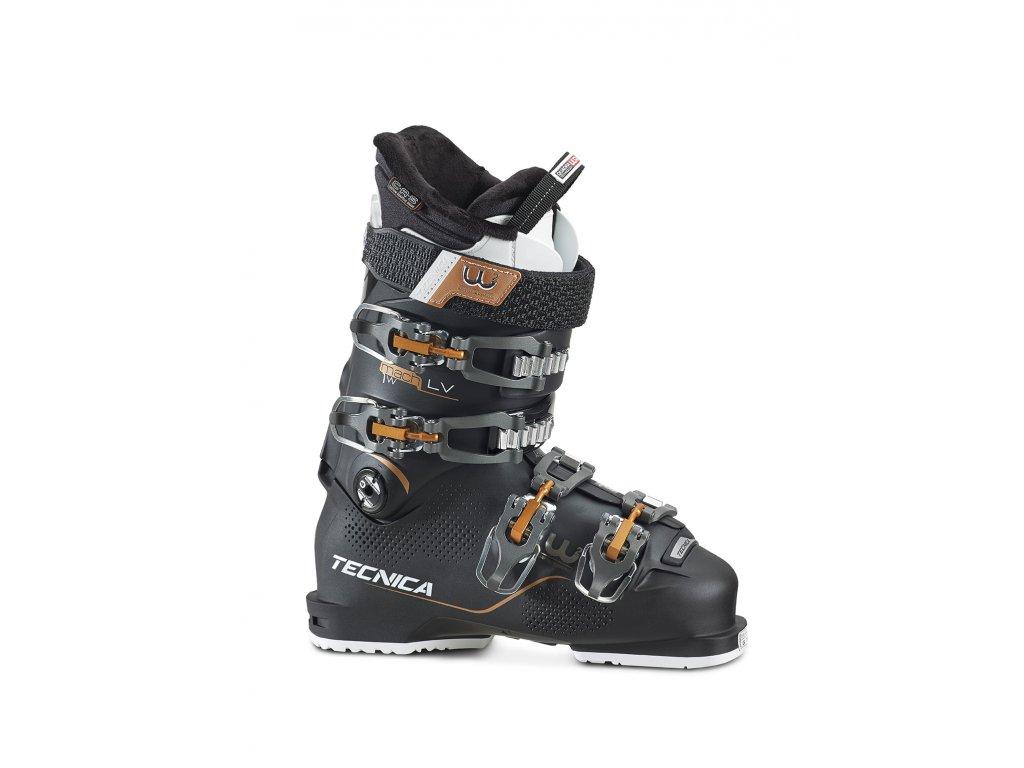 lyžařské boty TECNICA Mach1 95 W LV, black, 17/18