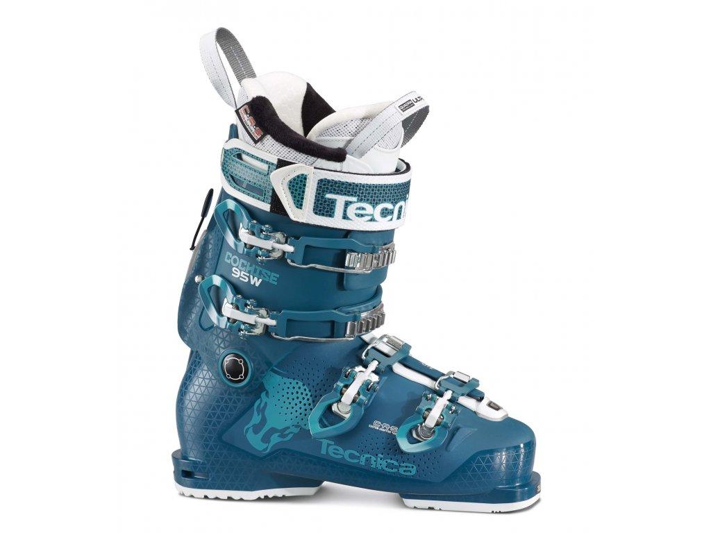 lyžařské boty TECNICA Cochise 95 W, lagoon blue, 17/18