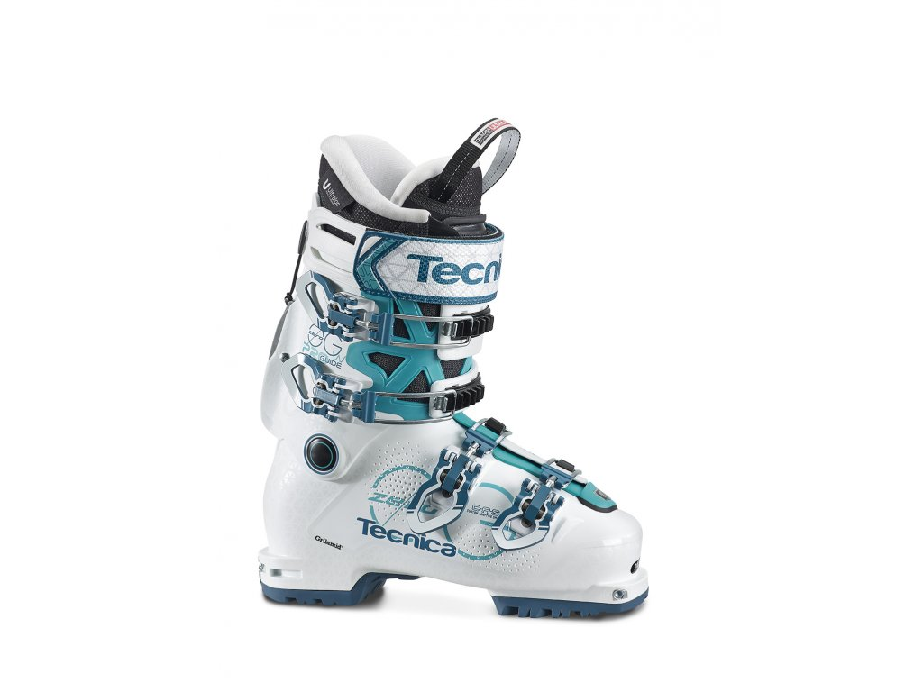 lyžařské boty TECNICA Zero G Guide PRO W, white, 17/18
