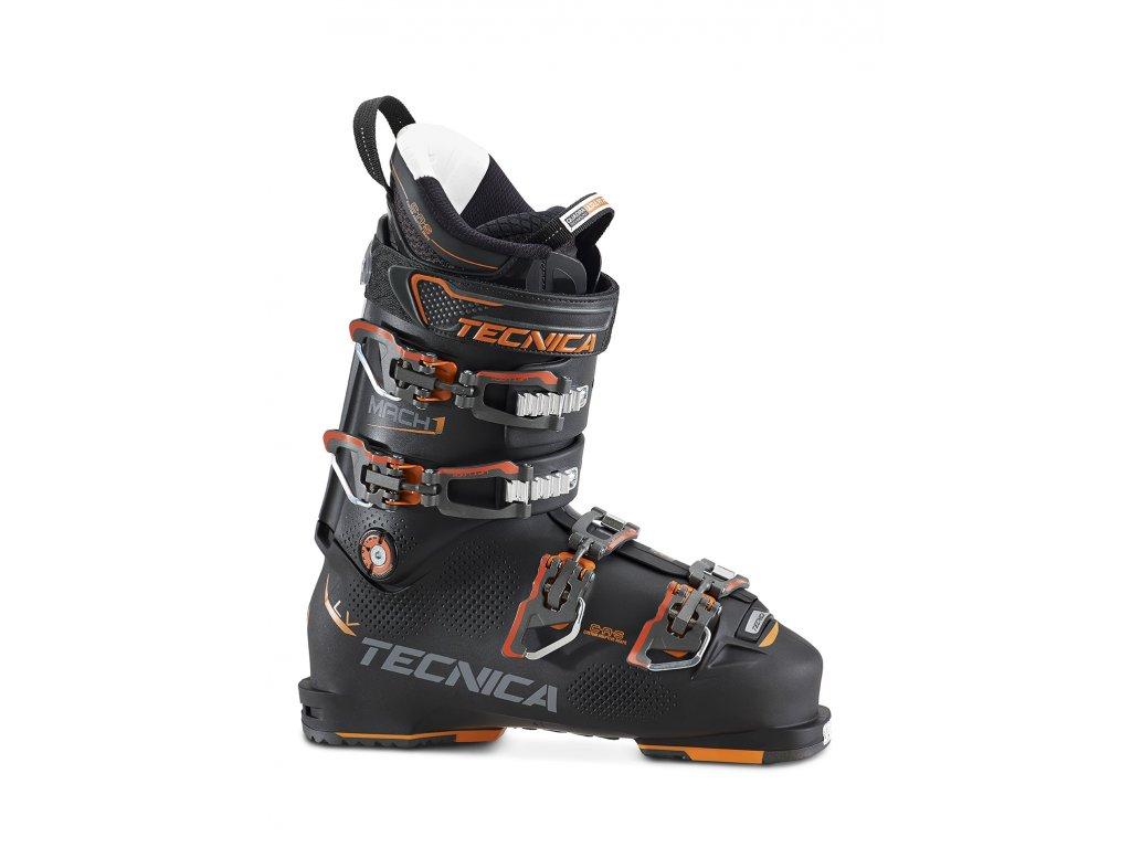 lyžařské boty TECNICA Mach1 110 LV, black, 17/18