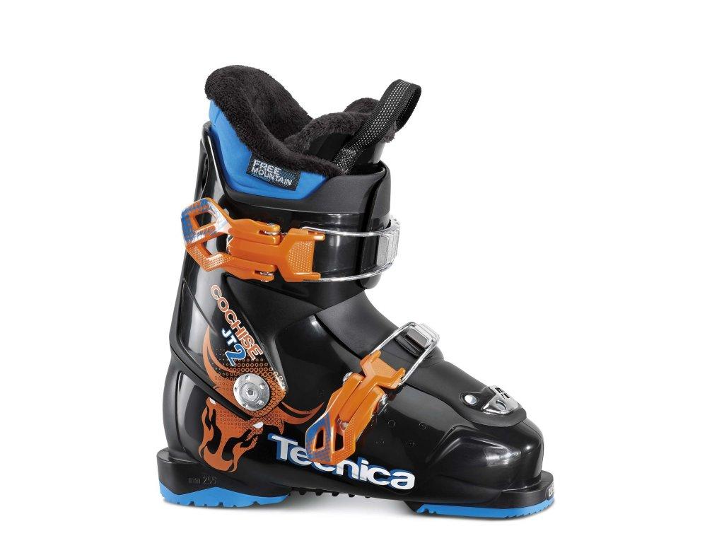 lyžařské boty TECNICA JT 2 Cochise, black, 17/18