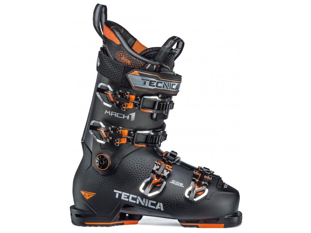 lyžařské boty TECNICA TECNICA Mach1 LV 110, black, 19/20