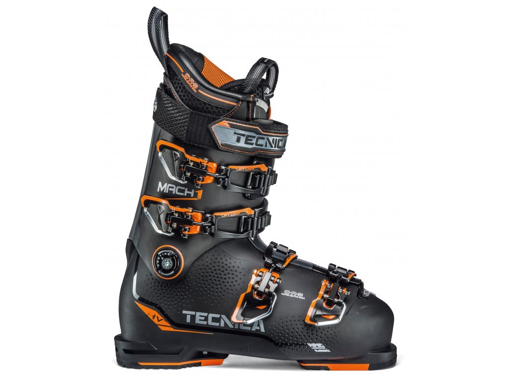 lyžařské boty TECNICA TECNICA Mach1 HV 110, black, 19/20