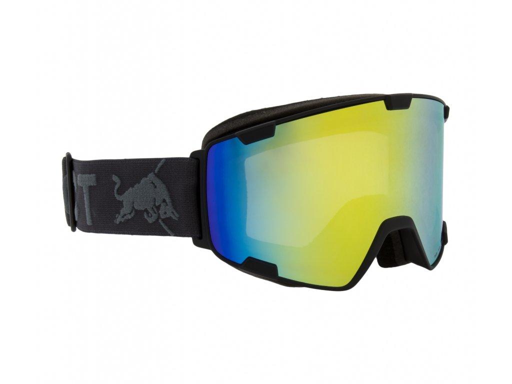 lyžařské brýle RED BULL SPECT PARK-003, dark blue
