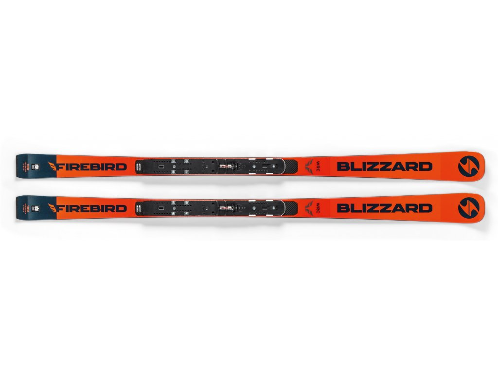sjezdové lyže BLIZZARD FIREBIRD WRC WC PISTON FLAT+PL, 19/20