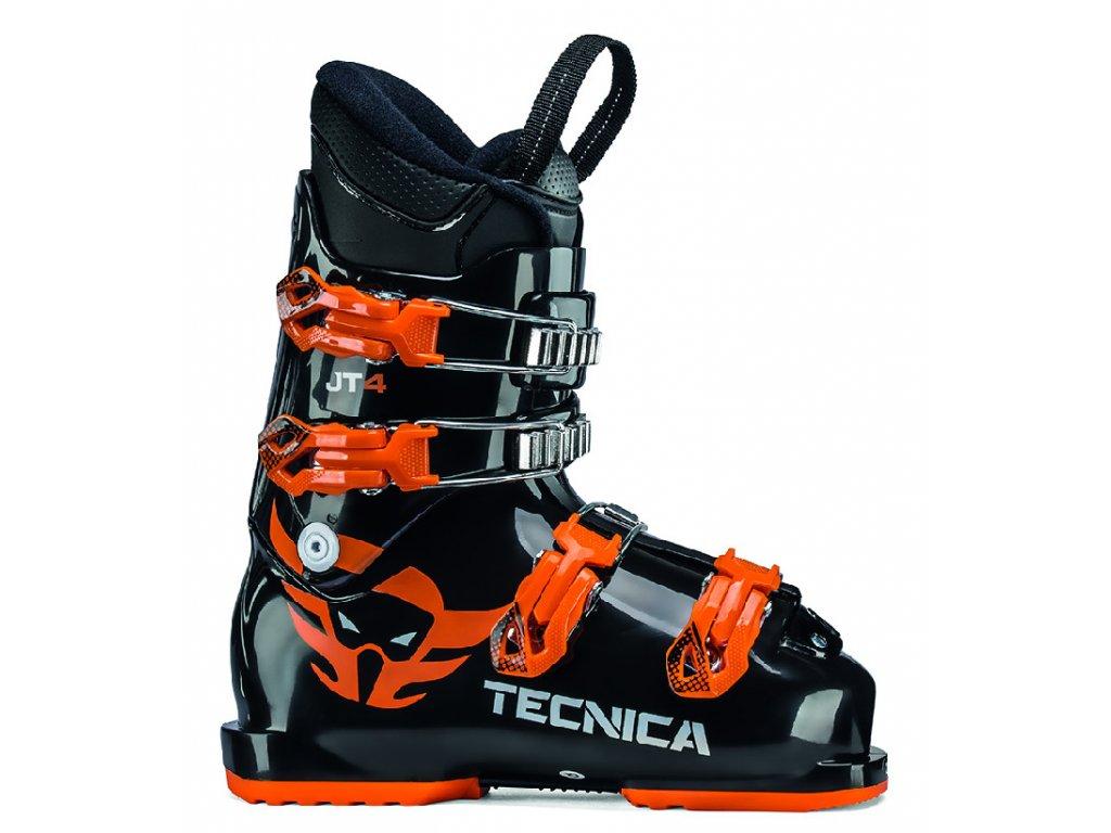 lyžařské boty TECNICA JT 4, black, 18/19
