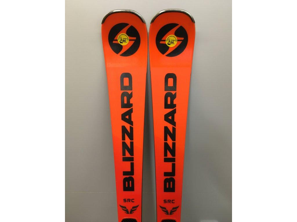 Použité lyže BLIZZARD FIREBIRD SRC, 18/19 + vázání XCELL 12 DEMO, 18/19  + montáž + seřízení vázání ZDARMA