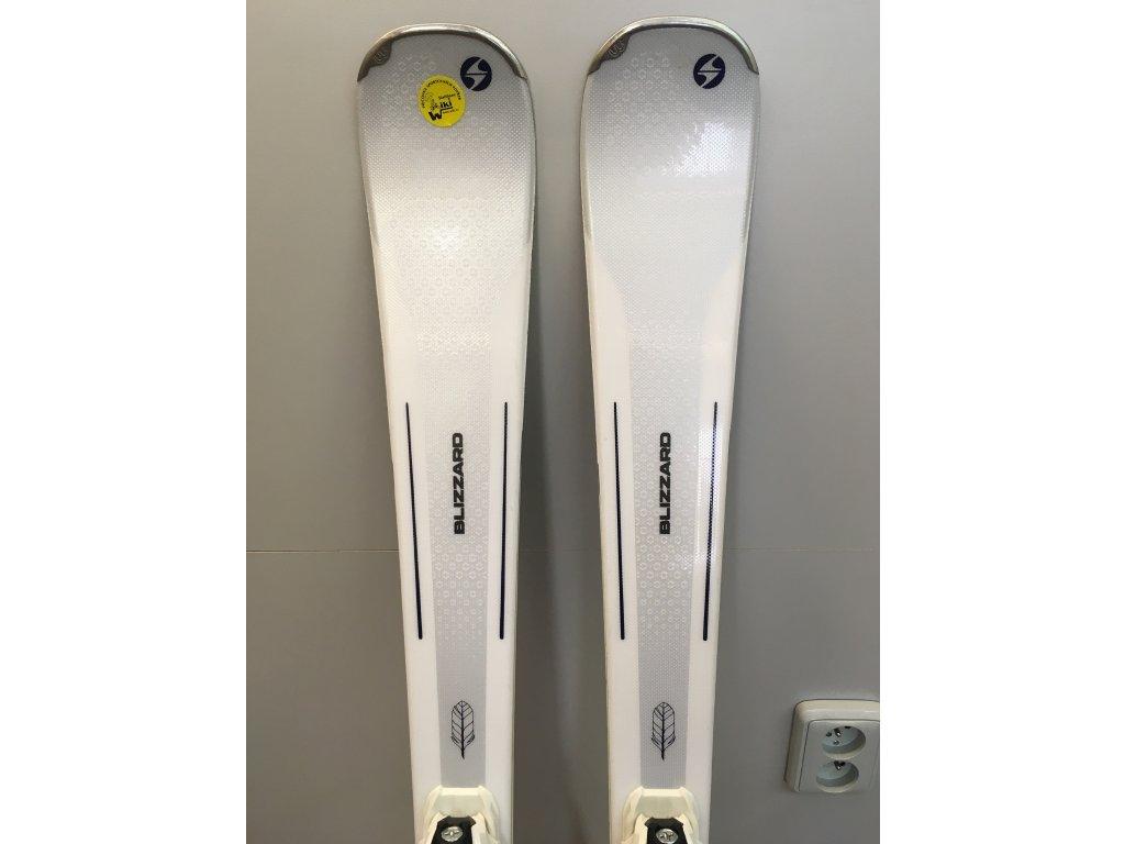 Použité lyže BLIZZARD Elevate 7.2, rental, 18/19 + vázání TLT 10 DEMO W, white/anthr./silver, 18/19  + montáž + seřízení vázání ZDARMA