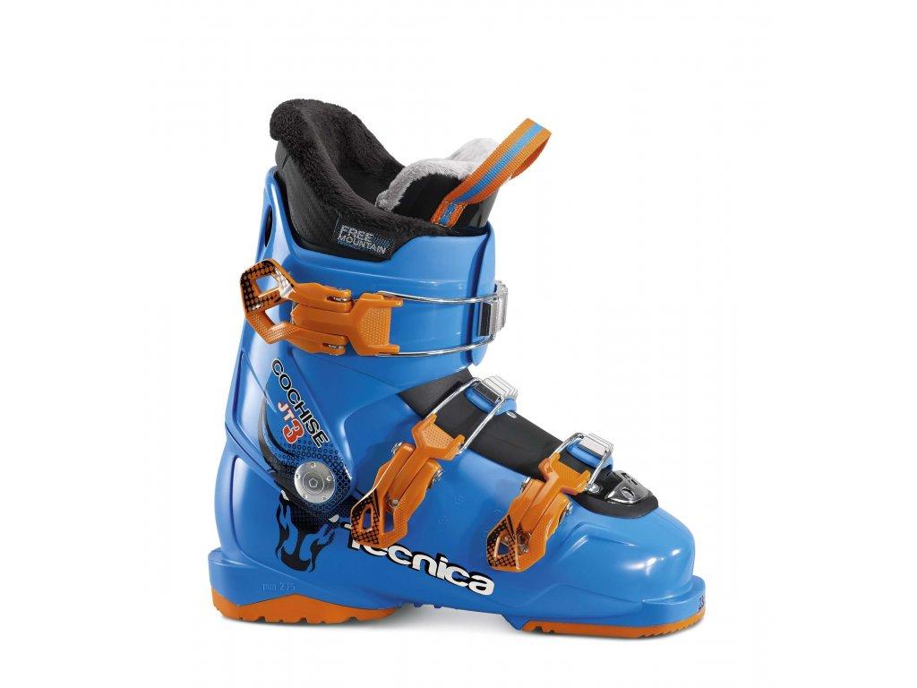 lyžařské boty TECNICA JT 3 Cochise, process blue, 16/17